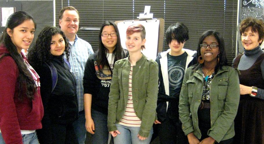 Artiststudent Mentoring Program Morris Arts