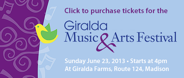 Buy Tickets for the Giralda Music and Arts Festival
