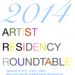 Artist Res Roundtable