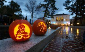 Morris Arts 7th Annual Pumpkin Illumination at the Vail Mansion. October 30, 2016, Morristown, NJ.