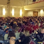 Packed audiences enjoy Galumpha, courtesy Morristowngreen.com