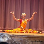soloist from Shubanjali classical and folk Indian dance, Courtesy of Morristowngreen.com