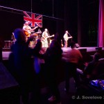 Dancing in the aisles with British Invasion Tribute, courtesy J. Sovelove