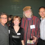 Alan Levitan, Gina Moran, Mike Agranoff, Brian Fox