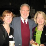 Gina Moran, Tom and Joanna McMillian