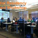 Artist Residency Grant Workshop