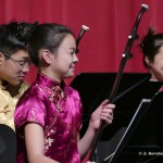 closeup, Chinese Youth Orchestra