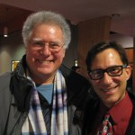 Dr. Don Siebert with jazz guitar wizard Frank Vignola