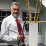 Matt Sullivan, electro-acoustic oboist