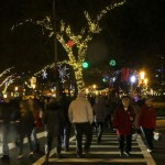 A festive First Night on the Morristown Green