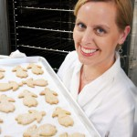 Andrea Lekberg of The Artist  Baker