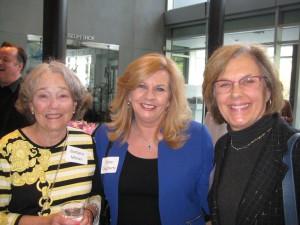 Barbara Moran, Mary Dougherty, Cheryl Ellis