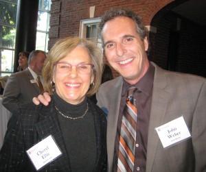 Cheryl Ellis, John Weber