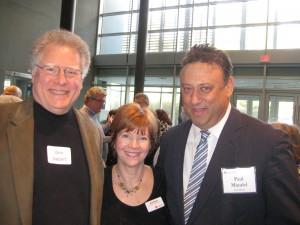 Dr. Don Siebert, Gina Moran, Paul Mandel
