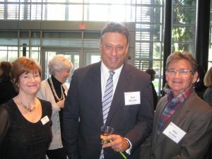 Gina Moran, Paul Mandel and Alan Levitan