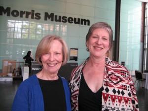Carolyn Hunt and Paula Davidoff