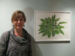 artist Jessica Rohrer