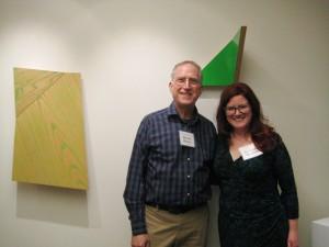 artist Richard Bottwin, Katherine Murdock