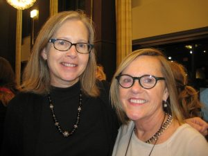Mary Eileen Fouratt, Program Officer with the NJ State Council on the Arts and Kadie Dempsey, Director of Creative Placemaking at Morris Arts and Project lead