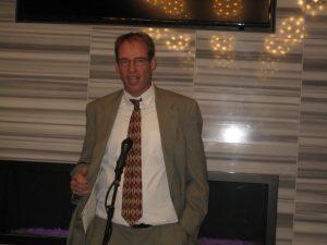 Morristown Councilman Stefan Armington