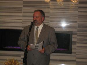 Morris Arts' Executive Director Tom Werder