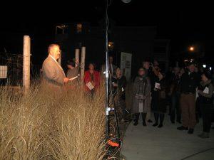 Morris Arts Executive Director Tom Werder
