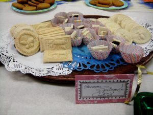 German Springerle cookies by Mary Gamarello
