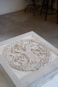 Carved Tree of Life