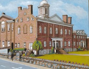 Sean Carney's Morris County Courthouse