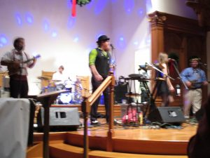 Cousin Earth ukelele rock band