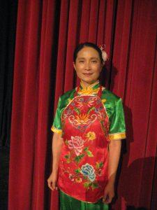 Nai Ni Chen, directorand choreographer  of Nai Ni Chen Dance Company