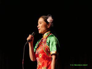 Choreographer and company founder, Nai Ni Chen