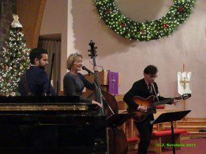 The great Frank Vignola Trio