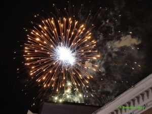 Fireworks on the Green
