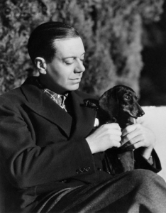 Cole Porter 11 - clear with dog