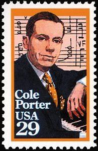 Cole Porter 14 - US stamp