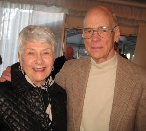 artists Dorothy and David Clair