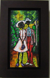 Leroy Campbell's Courtship