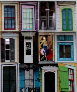 Robert Peterson photo, New Orleans Openings