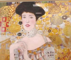 details from Klimt