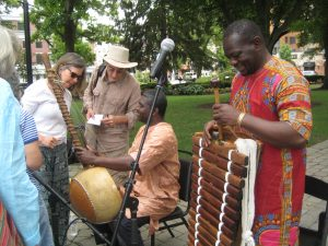 Music Beyond Borders | Morris Arts