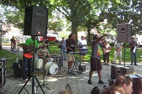 MVI 8054 Music Beyond Borders, Random Test Reggae performs