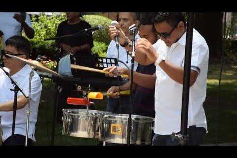 Armando Son Jimenez' Grupo Sabor in Morristown